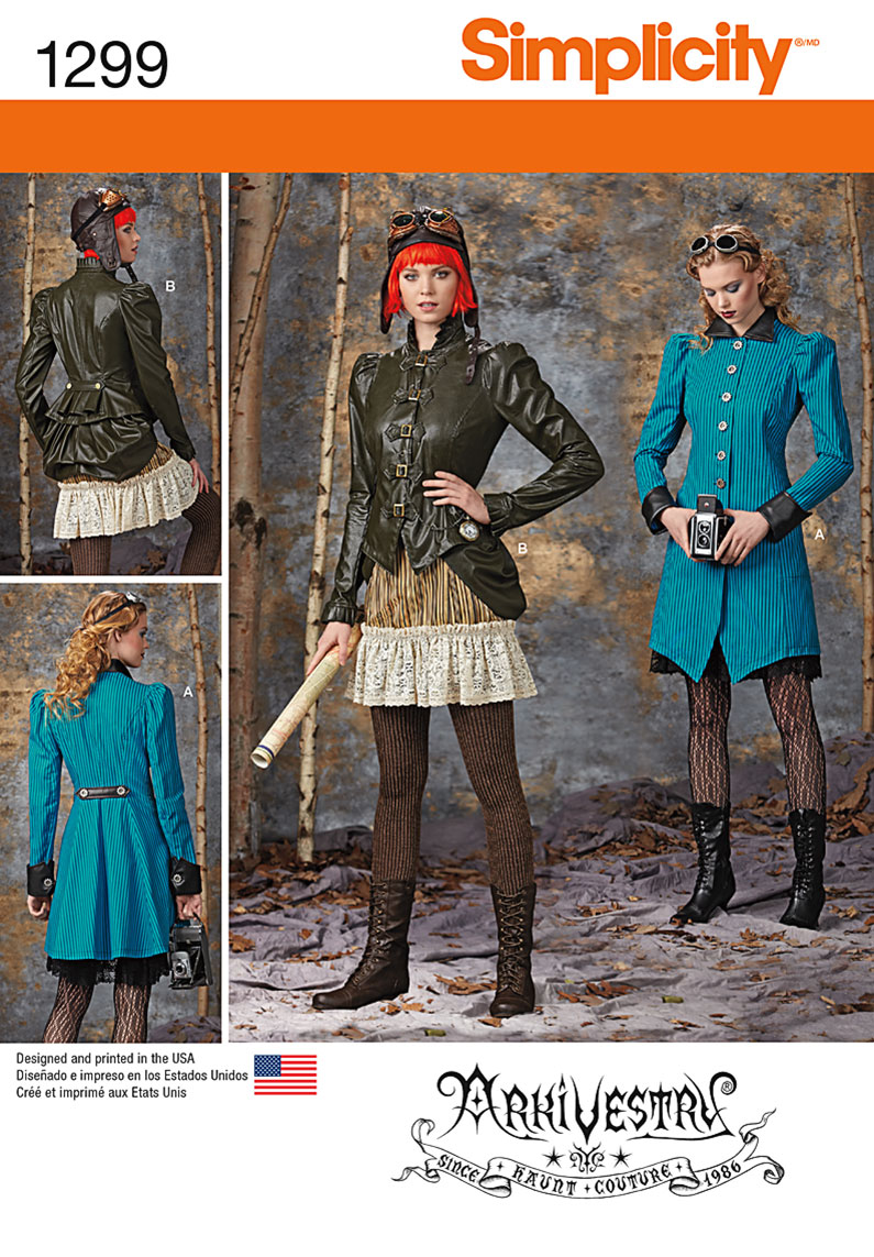 Simplicity Patterns Costumes Awesome Design Ideas